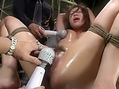 Crazy Japanese chick in Amazing Toys, Nipples JAV clip