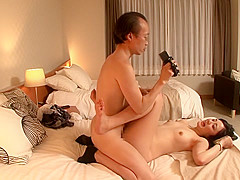 in Big spandex ass
