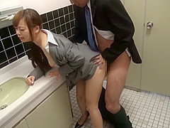 Incredible Japanese whore in Hottest Public, Teens JAV clip