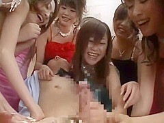 Amazing Japanese slut in Best CFNM, MILF JAV video