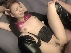Incredible Japanese slut in Amazing Fetish, Group Sex JAV video