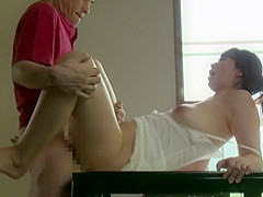 Best Japanese model in Fabulous Mature JAV clip