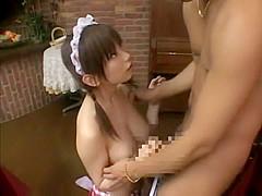 Horny Japanese chick in Crazy Teens, Stockings JAV movie