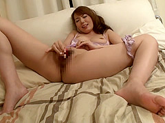 large Asian woman pussy with