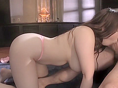 Hottest Japanese model in Crazy JAV movie