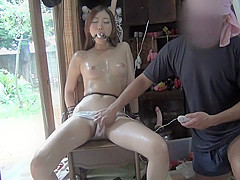 Incredible Japanese girl in Hottest Small Tits, BDSM JAV clip