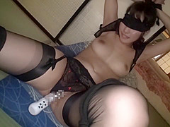 Exotic Japanese girl in Amazing BDSM, Toys JAV movie