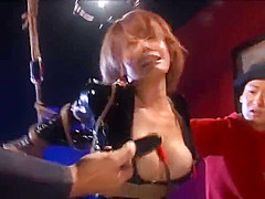 bondage Japan girl