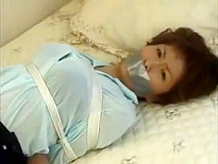 Amazing Japanese model in Great BDSM JAV video unique