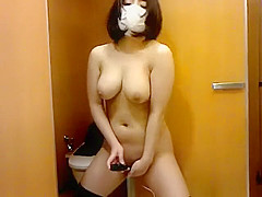 Exclusive Japanese girl in Great Solo Girl, Masturbation/Onanii JAV clip only here