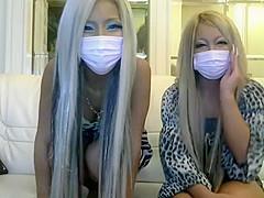 Unbelievable Japanese slut in Wild Webcams JAV clip exclusive version