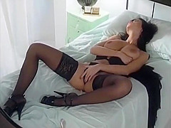 Anal Lust -- Veronica Zemanova (European Babe) - Dangerous August Kendra