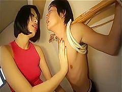 guy groping Straight gay