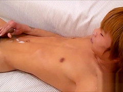 New Japanese chick in Crazy JAV movie like in your dreams