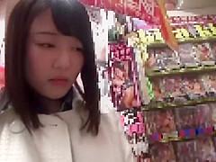 Amazing Japanese girl in Horny JAV video, it's amaising