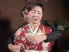 The pleasure of Japanese shibari rope bondage