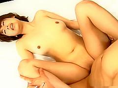 Reimi Fujikara blows minds and a cock
