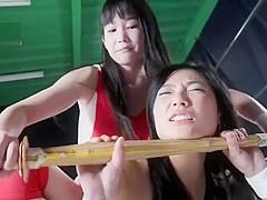 Sexy Japanese Wrestling1