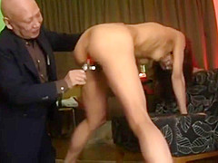 Fabulous adult video Small Tits crazy like in your dreams