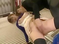 Fabulous porn clip Japanese pretty one