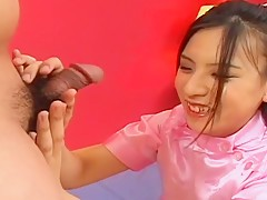 Maya Sakamoto Uncensored Hardcore Video with Facial, Dildos/Toys scenes