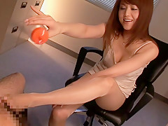 Akiho Yoshizawa in Working Woman Acky part 2.3