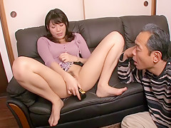 Miki Sunohara in Beautiful Bride with Father In Law part 2.4