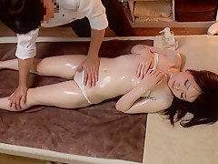 Marin Aono, Rena Takahashi 2, Konomi Narushima, Nagisa Kiritani in Asian Teens Erotic Massage part 4.1