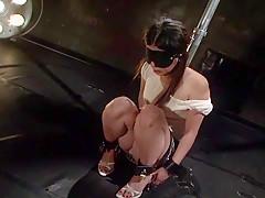 Karin Akagi in Bizarre Cage 70 part 1