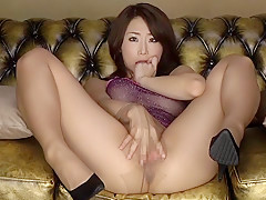 Incredible Japanese chick Ayumi Shinoda in Amazing masturbation, solo girl JAV video