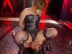 Incredible Japanese girl Cocomi Naruse in Exotic big tits, fishnet JAV video