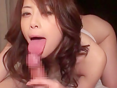 Hottest Japanese girl Maki Hojo in Best Secretary JAV video