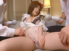 Hottest Japanese slut Rio Hamasaki in Incredible Dildos/Toys JAV movie