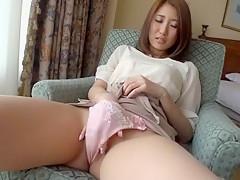Exotic Japanese whore Kanako Kimura in Crazy MILFs JAV video