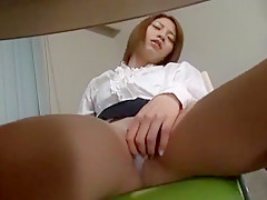 Hottest Japanese girl Risa Mizuki in Exotic Dildos/Toys, Solo Girl JAV clip