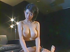 Crazy Japanese model Sasa Handa in Exotic POV, Rimming JAV movie