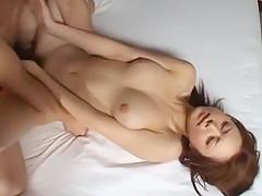 Horny Japanese slut Akiho Yoshizawa in Fabulous Girlfriend JAV movie