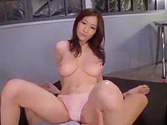 Best Japanese chick Julia in Exotic Big Tits, Cumshots JAV movie