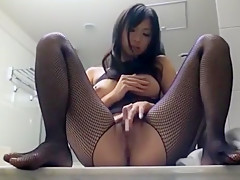 Exotic Japanese girl Nana Ogura in Best Masturbation/Onanii, Dildos/Toys JAV clip