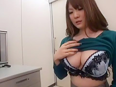 Amazing Japanese slut Momoka Nishina in Fabulous Medical JAV clip