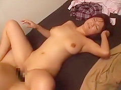 Amazing Japanese slut Roa Sumikawa, Meguru Kosaka in Hottest Cunnilingus JAV movie