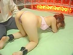 Amazing Japanese whore Miyu Sugiura in Incredible BDSM, Hairy JAV movie