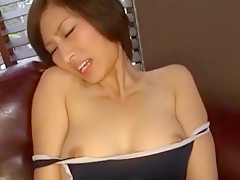 Exotic Japanese chick Akari Asahina in Best Dildos/T...