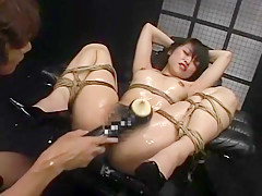 Fabulous Japanese whore Asuka Sawaguchi in Hottest Orgasm, BDSM JAV scene
