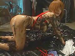 Incredible Japanese chick Ai Kurosawa in Best BDSM, Fetish JAV video