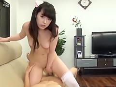 Ono Machiko in Machiko Ono A Girl Like Your Husband, Please See Me Naughty.