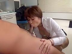Fabulous Japanese slut Yuria Sonoda, Meisa Asagiri, Maomi Nagasawa in Best Cunnilingus, Dildos/Toys JAV video
