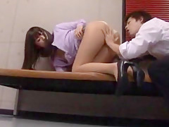 Incredible Japanese slut in Best Doggy Style JAV scene