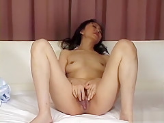 Horny Japanese chick in Best Cosplay, Blowjob/Fera JAV video