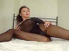 Best Japanese whore in Exotic Fishnet, Uncensored JAV movie